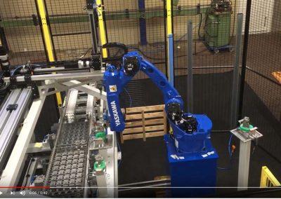 Roboter-Unterstützung